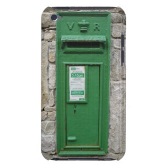 #1 Traditional Green Irish Post Box Barely There iPod Cases