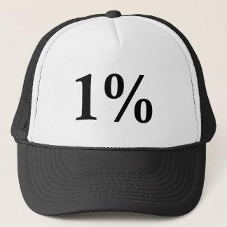 1% TRUCKER HAT