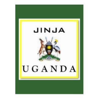 #1 Uganda Customized Products Postcard