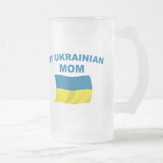 1 Ukrainian Mom Coffee Mugs