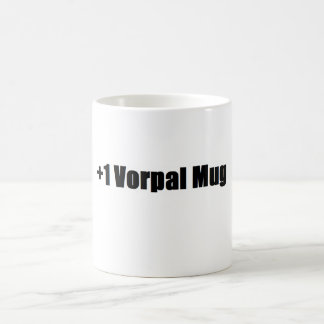 +1 Vorpal Mug of Coffee-Slaying!