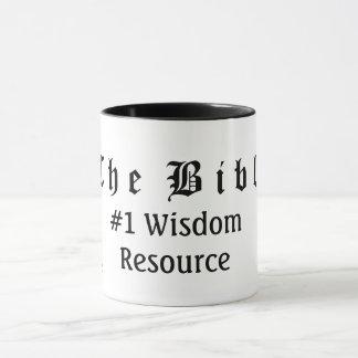 #1 Wisdom Resource Mug