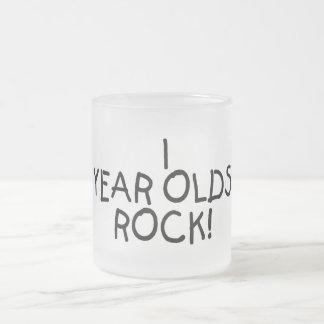 1 Year Olds Rock Mug