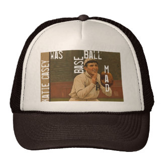 1aa. Katie Casey Was Base Ball Mad.... Cap
