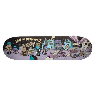 1am in Jeremyville Skate Board