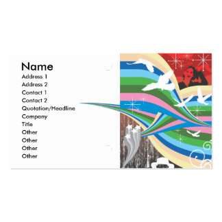 1e, Name, Address 1, Address 2, Contact 1, Cont... Pack Of Standard Business Cards