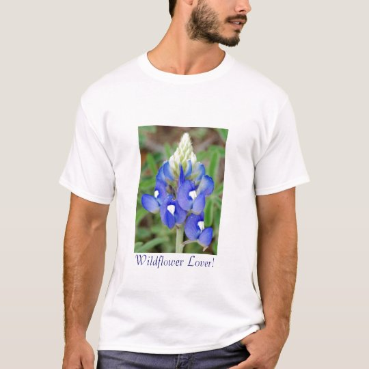1flowers1, Wildflower Lover! T-Shirt