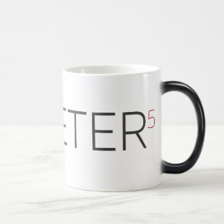 1P5 Morphing Mug