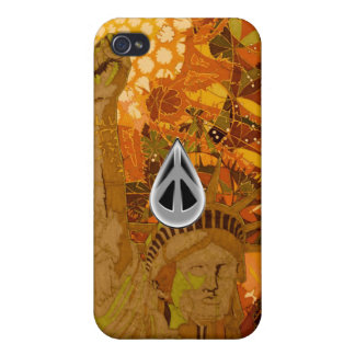 "1PEACE ""goldenDREAMS"" iPhone 4/4S Cover"