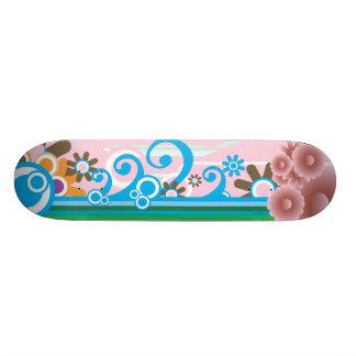 1q-1 skateboard decks