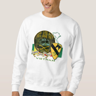 1st Air Cavalry - Vietnam Sweatshirt