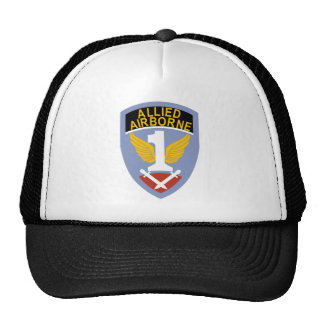 1st Allied Airborne Army Trucker Hat
