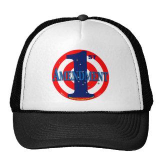 1st Amendment Hats