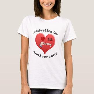 1st. Anniversary T-Shirt
