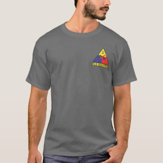 1st Armoured Division SSI T-shirts