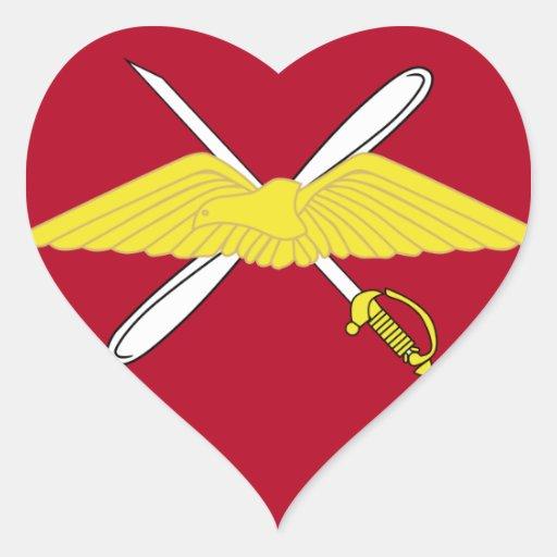 1st Army Aviation Brigade Emblem Greece Sticker