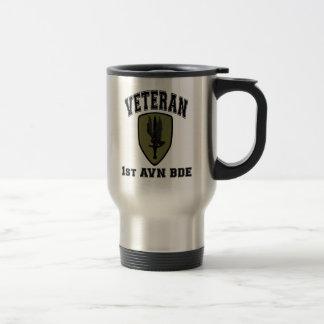 1st Avn Bde College Style, Subdued Mug