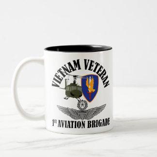 1st Avn Bde Master Aviator Mugs