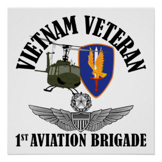 1st Avn Bde Master Aviator Posters