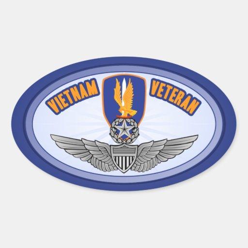 1st Avn Bde Master Aviator Sticker