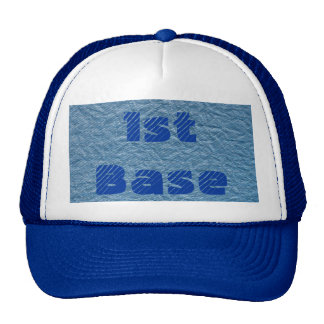1st base cap