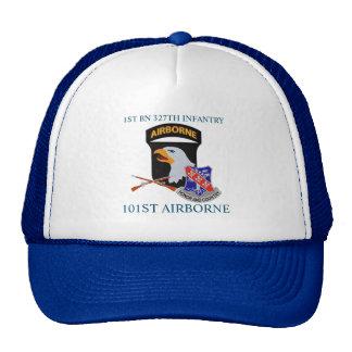 1ST BATTALION 327TH INFANTRY 101ST AIRBORNE HAT