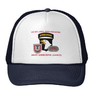 1ST BATTALION 503D INFANTRY 101ST AIRBORNE HAT