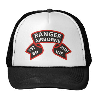 1st Battalion 75th Infantry Ranger A/B Cap