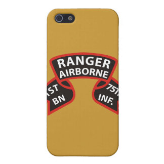 1st Battalion 75th Infantry Ranger A/B iPhone 5/5S Cover