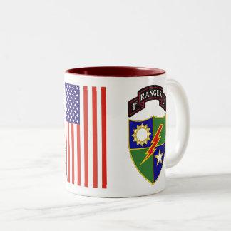 1st Battalion - 75th Ranger Regiment Two-Tone Mug