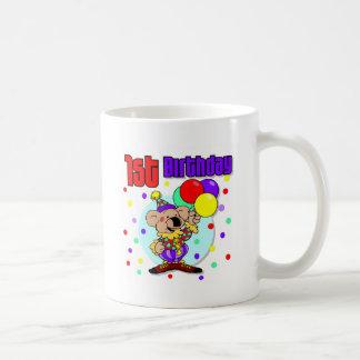 1st Birthday Australia Birthday Coffee Mugs