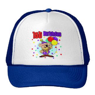 1st Birthday Australia Birthday Trucker Hats