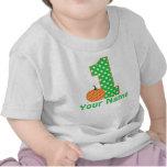 1st Birthday Boy Pumpkin T-Shirt