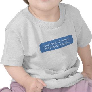 1st Birthday Boy T Shirts