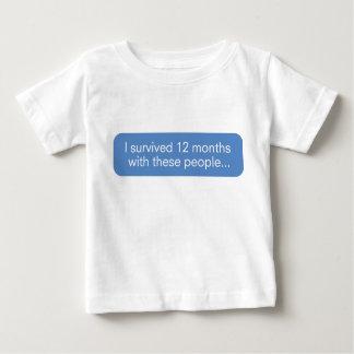 1st Birthday Boy Tee Shirt