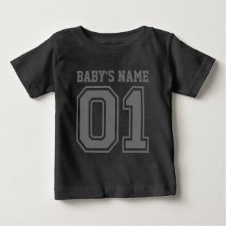 1st Birthday (Customizable Baby's Name) Baby T-Shirt