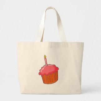 1st Birthday Girl Art Tote Bags