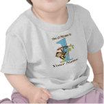 1st Birthday Lil Monkey Blue Personalise It