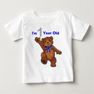 1st Birthday Party Boy Baby T-Shirt