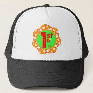 1st Birthday Party Trucker Hat