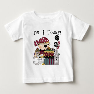 1st Birthday Pirate T-shirts and Gifts