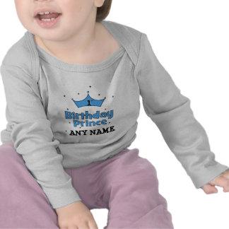 1st Birthday Prince Shirts