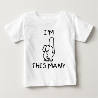 1st Birthday T Shirt