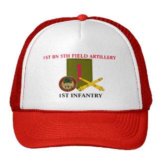 1ST BN 5TH FIELD ARTILLERY 1ST INFANTRY HAT