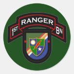 1st Bn, 75th Ranger Regiment - Airborne Sticker