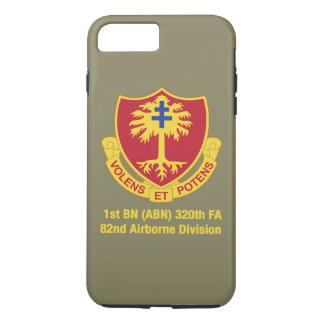1st BN (ABN) 320th FA iPhone 7 Plus Case