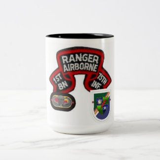 1ST BN (RANGER) 75TH Infantry Mug