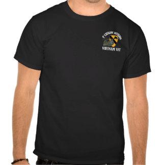 1st Cav Vietnam CH-47 Tee Shirt