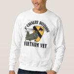 1st Cav Vietnam Vet - CH-47 Pullover Sweatshirts