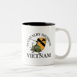 1st Cav Vietnam Vet Mugs